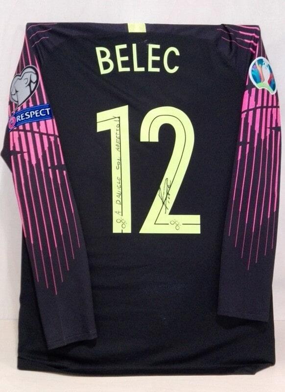Podologo Sportivo Calciatori Belec