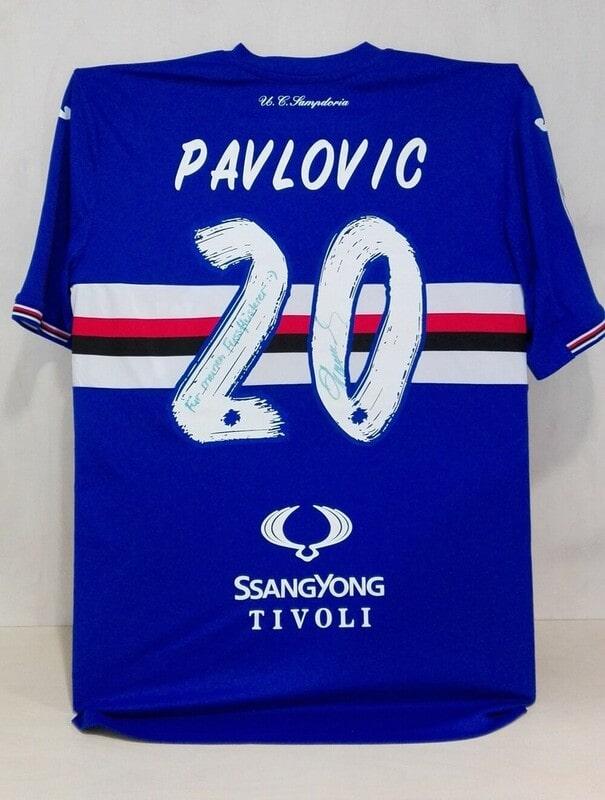 Podologo Sportivo Calciatori Pavlovic