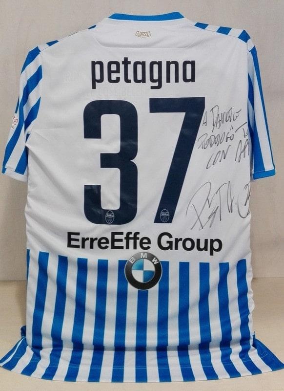 Podologo Sportivo Calciatori Petagna