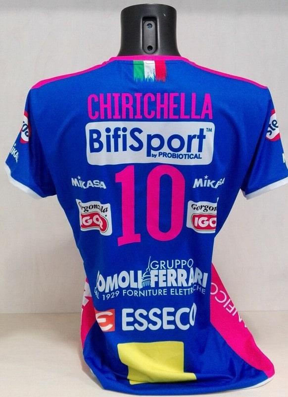 Podologo Sportivo Pallavoliste Chirichella